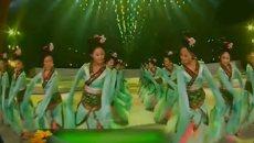 [视频]汉族古典舞《踏歌》