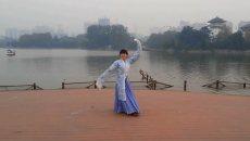 [视频]汉舞《美人吟》——安徽淮南采衣汉服文化