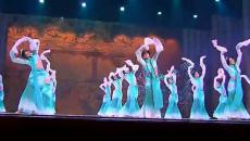 [视频]汉舞群舞《采薇》