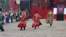 [视频]第二届西塘汉服文化节——控弦司(飞鱼服)