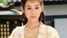明星展示中国古代美女发型-影视