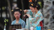 第二届中华礼乐大会暨汉服文化节在厦门举行