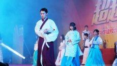 佛山二中:穿汉服颂古风弘扬传统文化