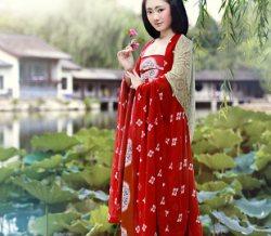 陈先生的复古照相馆之《簪花仕女图》
