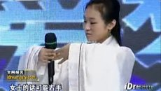 [视频]汉服复兴者在努力——秦亚文参加《都来爱梦》