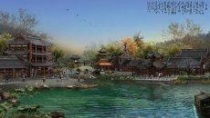 重庆秀湖公园23日至24日将上演汉服秀 汉舞表演