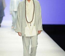 传统与时尚的碰撞,汉服时装秀美图欣赏(一)