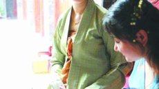扬州汉服迷:因为喜欢古典文化而爱上汉服