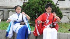 贵州汉服同袍游园以传统文化贺新春