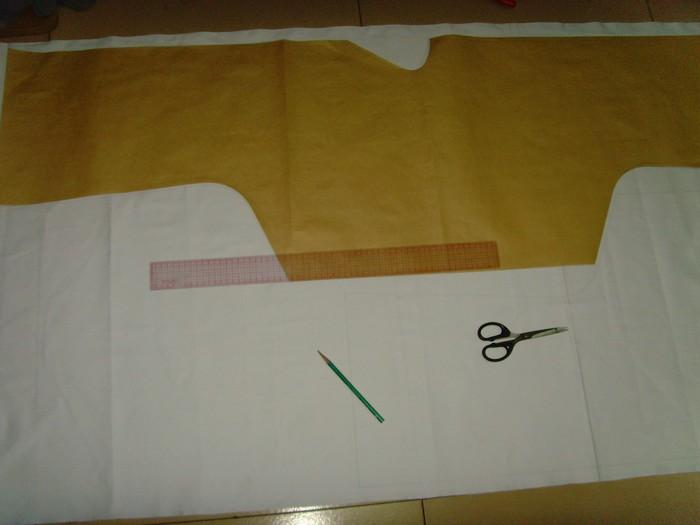 汉服设计图手绘铅笔稿