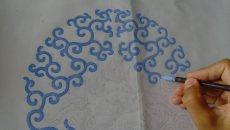 衣料预处理与彩绘-汉服裋褐制作详细教程 第二课