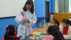 广西博物馆推出以汉服为主题系列手工活动