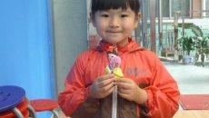广西博物馆开启粘土汉服手工制作活动
