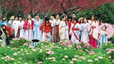 4月11日至12日洛阳关林庙将举办中国汉服文化节