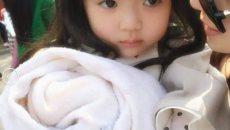 南京汉服小萝莉鸡鸣寺赏樱
