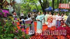 花朝节来了 但十人九不知 民族文化复兴需恢复传统节日