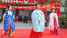 中国(洛阳)第二届汉服文化节隆重开幕