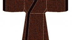汉服形制:直裾深衣 曲裾和直裾的区别