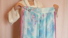 齐胸襦裙的猜想性复原及穿着步骤 襦裙怎么穿?