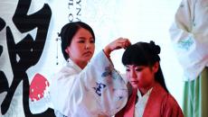 """霓裳史诗 大汉之魂""""2015深圳汉服文化艺术节"""
