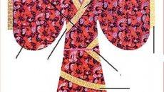 穿汉服如何穿出高富帅气质:菱纹鸡心领不可少