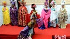 福州三坊七巷:第三届海峡汉服文化节开幕
