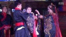 [视频]大型传统汉服婚礼盛典 着华夏衣冠梦回汉唐