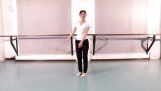 [视频]汉服版《采薇》舞蹈教学视频 汉舞教学视频
