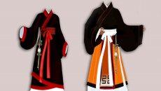 传统服饰名词解释