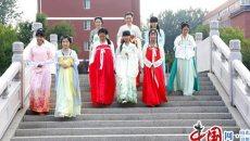 日照汉服社团举行乙未年七夕文化活动