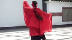 [视频]成都汉服七夕活动舞蹈表演《礼仪之邦》