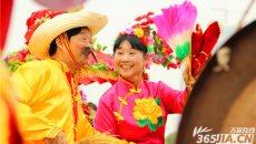 """合肥版""""鸟巢""""外举办全民文化周启动仪式 七中学生着汉服朗诵"""