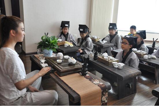 古琴等传统文化教育图片