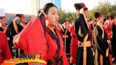 成长成人成才!邯郸市第四中学举行汉服集体成人礼