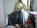棉质汉服交领上襦制作教程