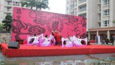 1.1恒大苹果园九珑台新年汉服婚恋派对完美落幕