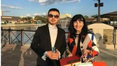 中国孩子穿汉服吟诵征服美国民众 迪士尼舞台为之破例