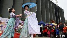 昆明市工人文化宫举办亲子汉服秀等十大活动 弘扬传统文化