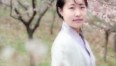 明媚三月,与汉服妹子邂逅梅花山