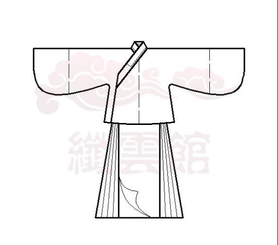 宝宝棉袄棉裤裁剪图 还有连体裤