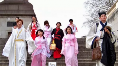中国文化之一:汉服