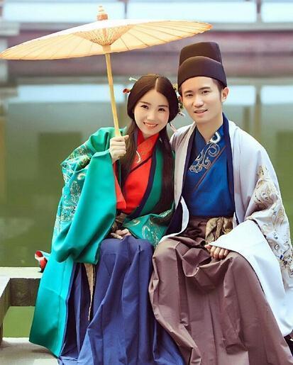 汉服婚纱照 拍出中式传统美感-图片2