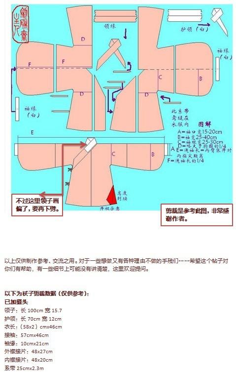袄裙制作、马面裙制作-图片1