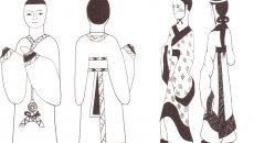 先秦时期 汉民族服饰的发展(一)