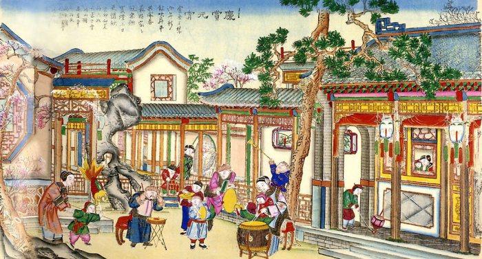 那些渐渐消失的唐朝节日——上元(上)-图片1