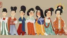 白妆-中国古代汉族女子妆容之一