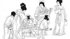 隋唐时期 汉民族服饰发展(四)