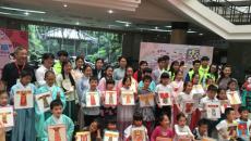 """""""六一""""儿童节汉服文化体验活动在武汉博物馆举行"""