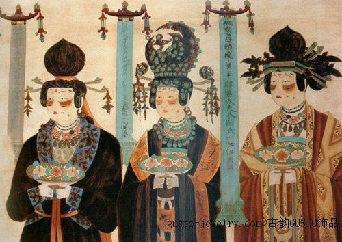 中国古代男子服饰花纹
