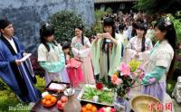 花朝节的历史由来及传统